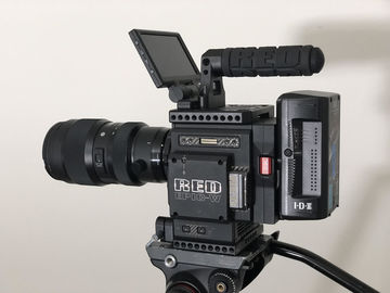 Rent: RED Epic-W 8K Shooting Package w/ Sigma Art Lenses