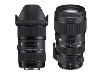 Rent: Sigma Art Zoom EF Set: 18-35 & 50-100 f/1.8