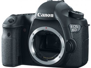 Rent: Canon 6D (Body Only)