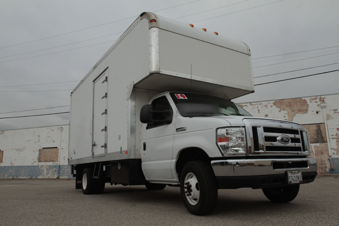 3-Ton Grip Truck Package + Driver/G&E Crew