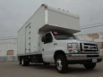 Rent: 3-Ton Grip Truck + Grip Package