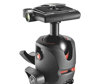 """Rent: MANFROTTO 5"""" Suction Cup w/ 054 Ball Tripod Head"""