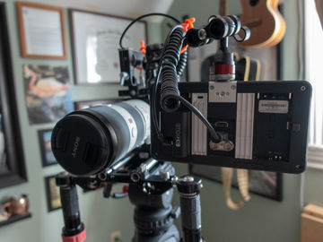 Rent: Sony a7S II G Master Total Shooting Package