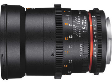 Rent: Rokinon Cine DS 35mm T1.5
