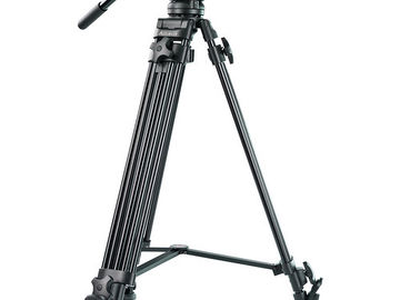 Rent: E-Image Two-Stage Aluminum Tripod