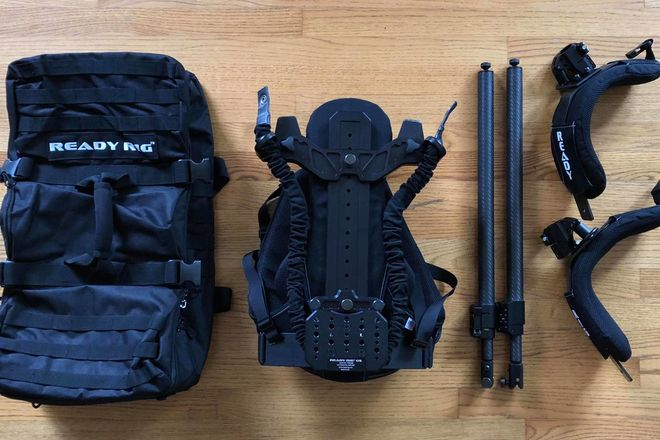 Ready Rig GS + ProArm Kit with Cinemilled Spindle