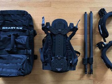 Rent: Ready Rig GS + ProArm Kit with Cinemilled Spindle