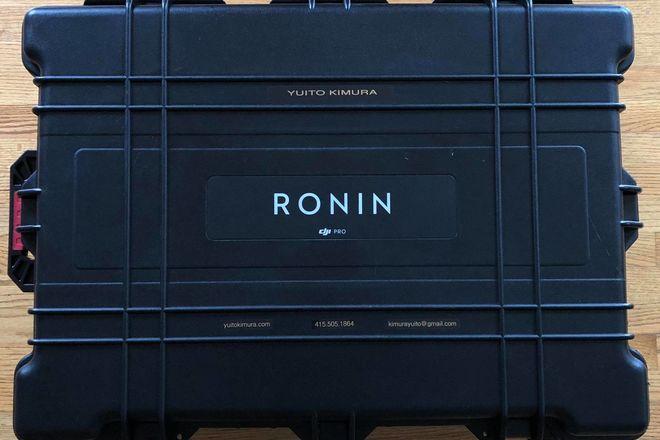 DJI Ronin 2 Pro Combo