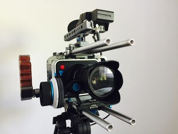 Rent: Blackmagic Production Camera 4K - FULL KIT/Lenses/SSDs/EVF/+