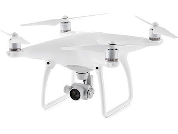 Rent: DJI Phantom 4 Quadcopter + Drone Operator