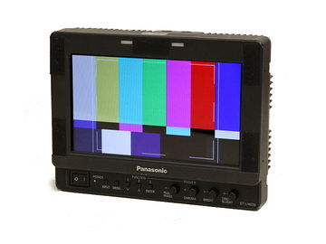 Rent: Panasonic BT-LH80W 16:9 HD/SD LCD Monitor
