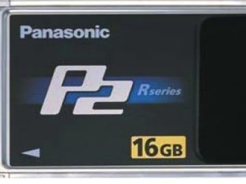 Rent: Panasonic P2 16gb R-series