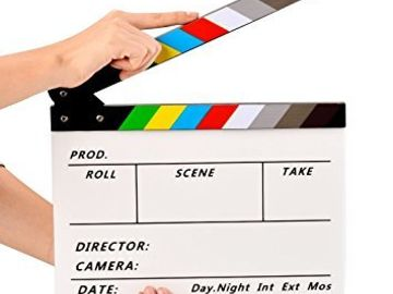 Rent: Dot Line Pro Color Clapboard