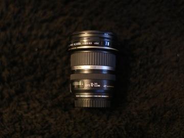 Rent: Canon EF-S 10-22mm f/3.5-4.5 USM Lens