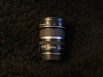 Rent: Canon EF-S 10-22mm f/3.5-4.5 USM Lens