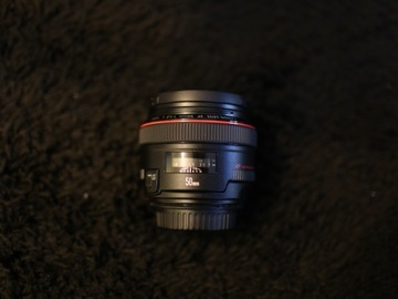 Rent: Canon 50mm f/1.2