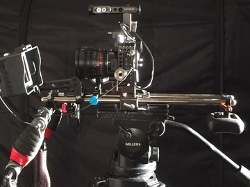 Rent: A7s II-Pro Package: Rok Primes, Miller 3 Pod, Small HD 702