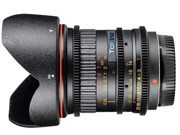 Rent: Tokina 11-16mm Cine EF Mount