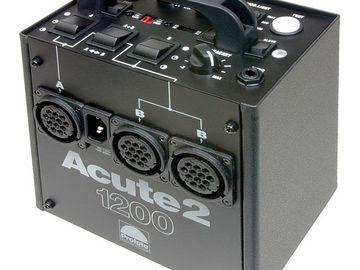 Rent: Profoto Acute 1200 (2 Available)