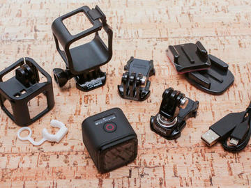 Rent: GoPro Hero4 Session Package
