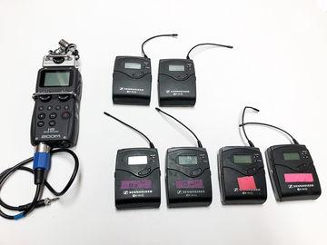 Rent: Sennheiser ew 100 ENG G3 Wireless Kit (x3)