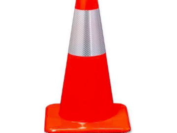 Rent: Traffic Cones w/Reflectors