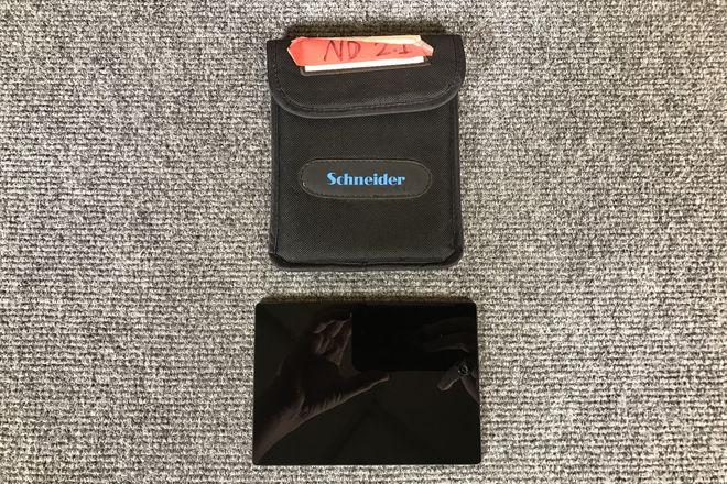 Schneider 4x5.65-in Platinum IRND 2.1 Filter