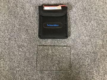 Schneider 4x5.65 Optical Flat Clear Filter