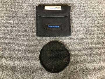 Rent: Schneider 138mm Circular True-Pol Water White Glass Filter
