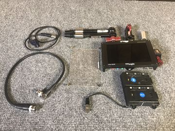 """Rent: TV-Logic 5.6"""" VFM-056WP Monitor"""