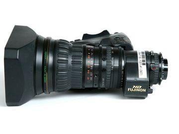 Rent: Fujinon HA18x7.6BERM-M6B ENG Lens (1/4)