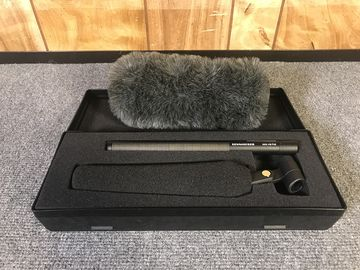 Rent: Sennheiser MKH 416 Short Shotgun Microphone