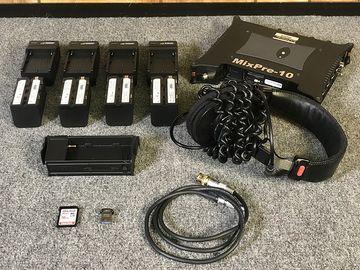 Rent: Sound Devices Mix Pre 10T