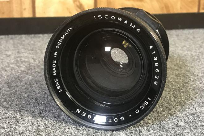 Iscorama 1.5x Pre-36 Anamorphic Lens Adapter - EF MOUNT
