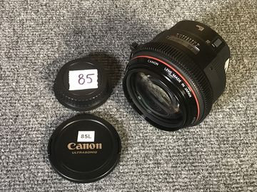Rent: Canon EF 85mm f/1.2 L USM