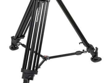 Rent: Manfrotto 545B with 100mm bowl and Benro S8 Fluid Head