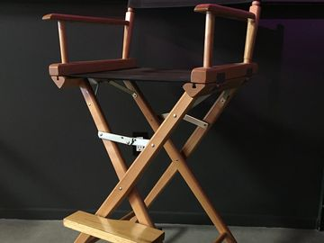 Rent: Director Chair