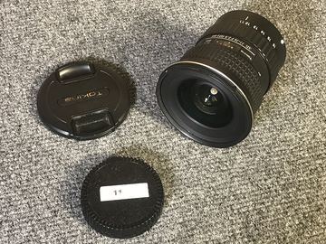 Rent: Tokina AT-X 11-16mm f/2.8 116 Pro DX V - EF Mount