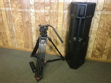 Rent: OConnor  1030 HDS w/ 25L Sticks - Tripod Package