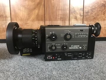 Canon 1014 XL-S Super 8mm Film Camera