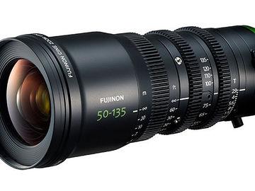 Rent: Fujinon MK 50-135mm T2.9 Lens (Sony E-Mount) (2 of 2)