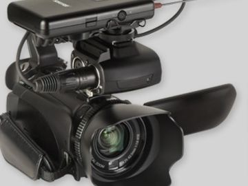 Rent: Shure Lavalier Wireless System