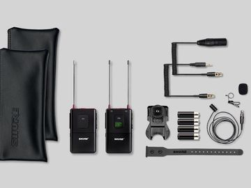 Rent: Shure Lavalier Wireless System