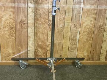 Rent: Matthews Studio Equipment 9.5' Junior Rolling Steel Stand -