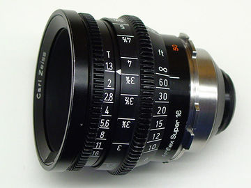 Rent: ZEISS SUPER SPEED MK II 50MM T1.3 PL LENS