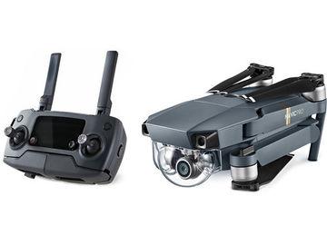 Rent: DJI Mavic Pro 4K Drone Package + Pelican Case