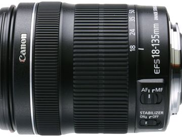 Rent: Canon EF-S 18-135mm f/3.5-5.6 IS STM