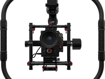 Rent: DJI Ronin-M 3-Axis Stabilizer w/ Grip & GoPro Case