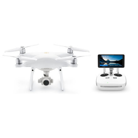 DJI Phantom 4 Pro+ Quadcopter W/ Drone Operator