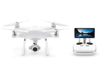 Rent: DJI Phantom 4 Pro+ Quadcopter W/ Drone Operator